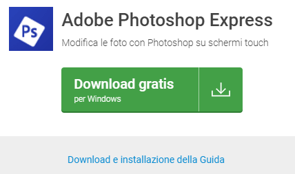 Adobe Photoshop Express Download