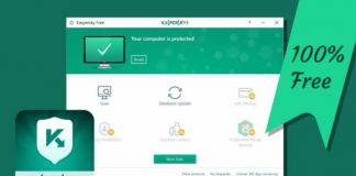 Antivirus Kaspersky download