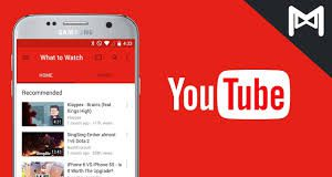 App Youtube per Android