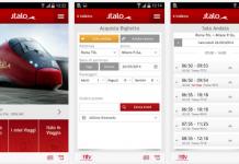 App per orari treni Trenitalia