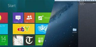 Mac OS X Lion su Windows 7