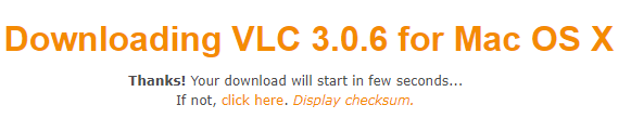 Vlc media player lettore multimediale download per Ios