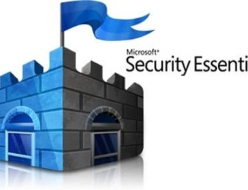 Antivirus Microsoft Security Essentials download