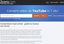 Convertitore Youtube