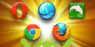 Migliori web browser per Android