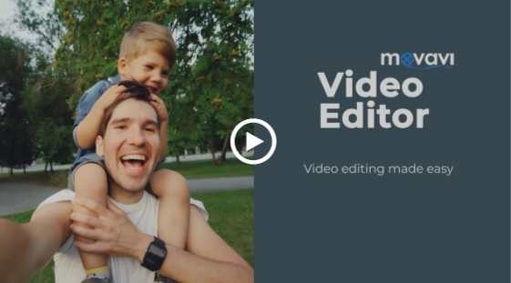 Movavi Video Editor per Windows