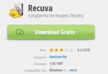Recuva download free programma per recuperare file cancellati