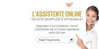 Fastweb servizio clienti