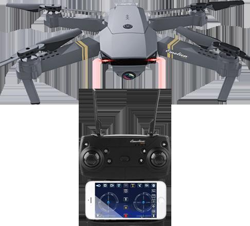 iidea geek drone